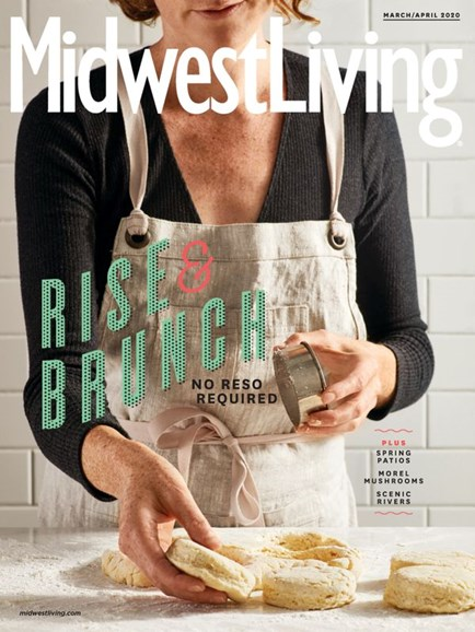 Midwest Living Cover - 3/1/2020