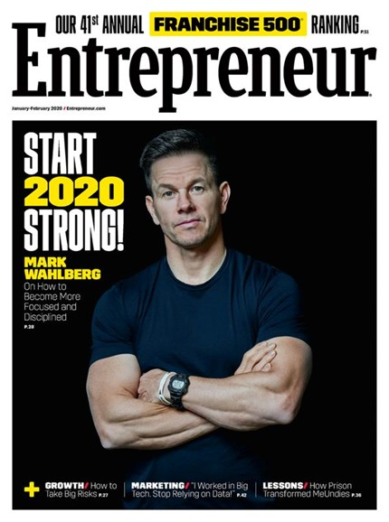 Entrepreneur Cover - 1/1/2020