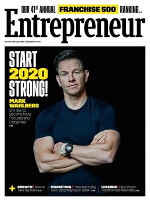 Entrepreneur Magazine | 1/2020 Cover