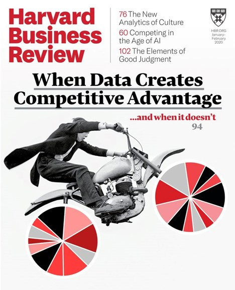 Harvard Business Review Cover - 1/1/2020