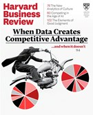 Harvard Business Review Magazine 1/1/2020