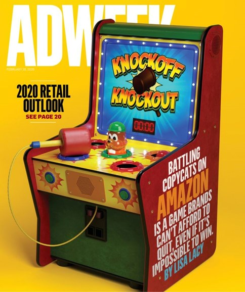 Adweek Cover - 2/10/2020
