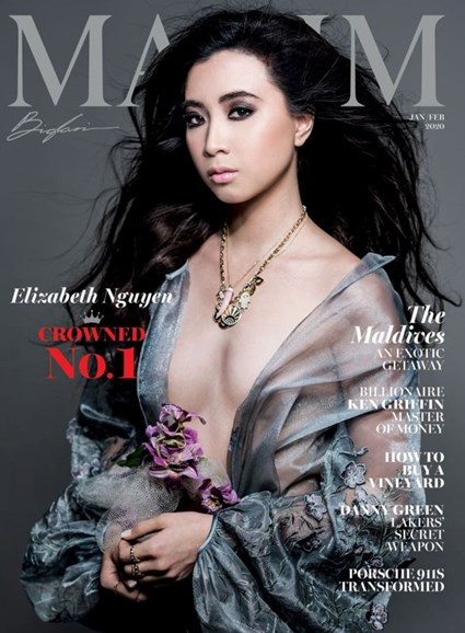 Maxim Cover - 1/1/2020