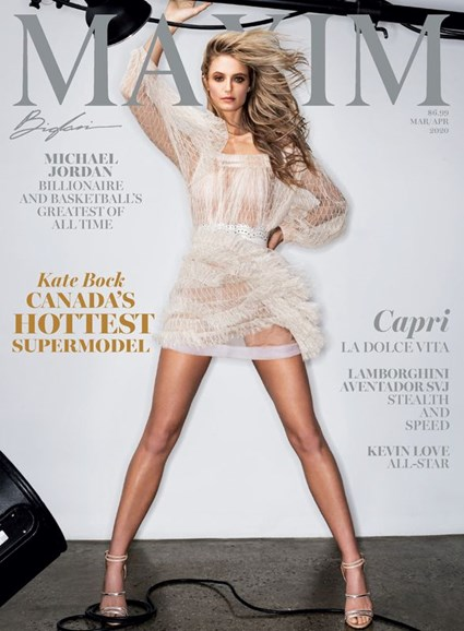 Maxim Cover - 3/1/2020