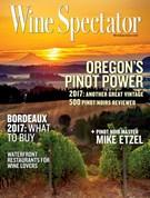 Wine Spectator Magazine 3/31/2020