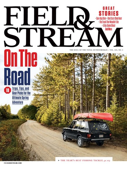 Field & Stream Cover - 3/1/2020
