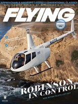 Flying | 3/2020 Cover