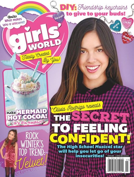 Girls' World Cover - 3/1/2020