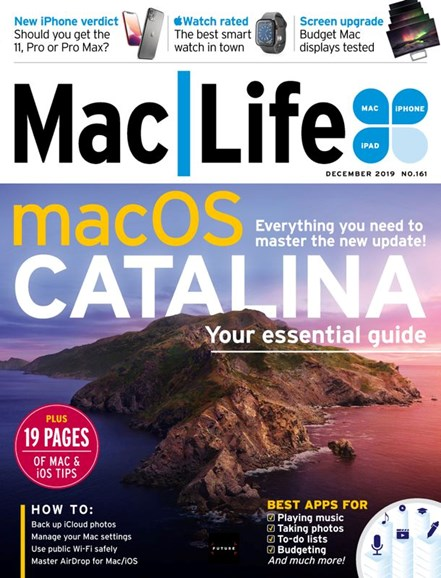 Mac | Life Cover - 12/1/2019