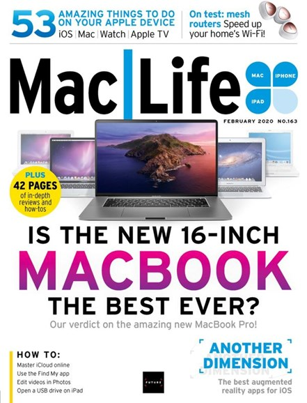 Mac | Life Cover - 2/1/2020