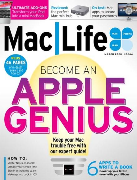 Mac | Life Cover - 3/1/2020