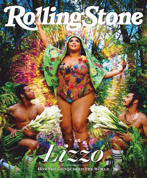 Rolling Stone Cover - 2/1/2020