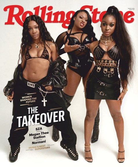 Rolling Stone Cover - 3/1/2020