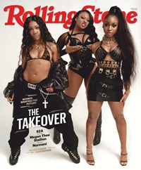 Rolling Stone Magazine   3/2020 Cover