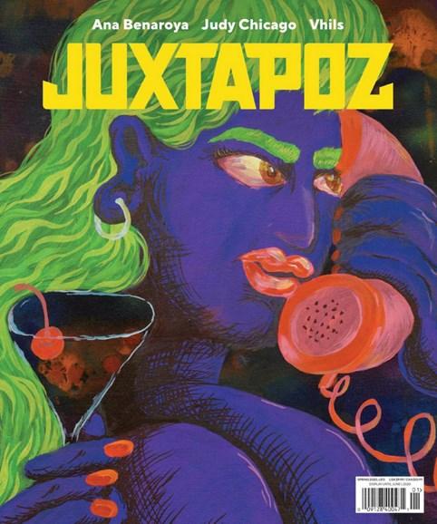 Juxtapoz Cover - 3/1/2020