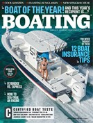 Boating Magazine | 1/2020 Cover