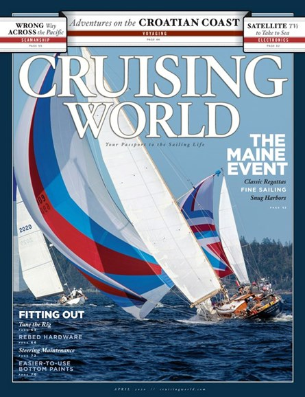 Cruising World Cover - 4/1/2020