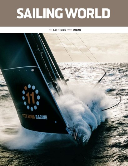 Sailing World   3/2020 Cover