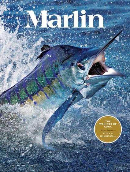 Marlin Magazine | 4/2020 Cover
