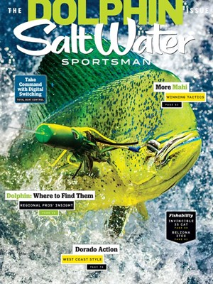 Salt Water Sportsman Magazine | 4/2020 Cover