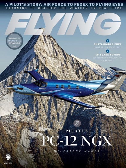 Flying Cover - 4/1/2020