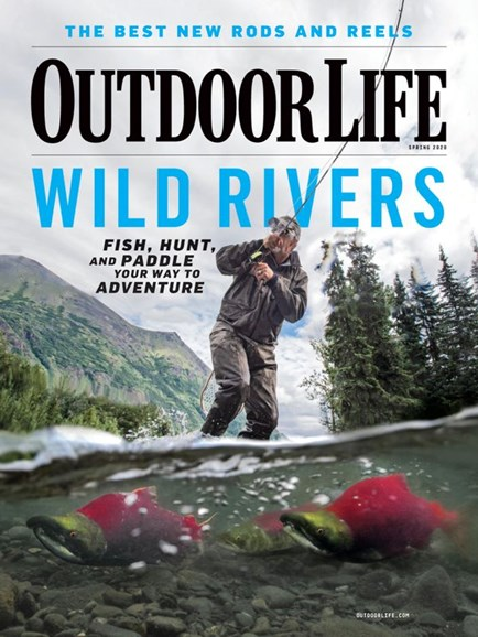 Outdoor Life Cover - 4/1/2020