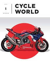 Cycle World | 3/2020 Cover