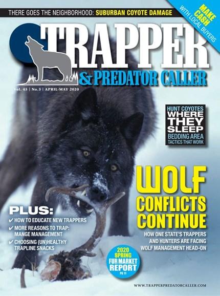 Trapper & Predator Caller Cover - 4/1/2020