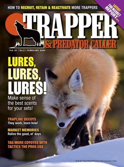Trapper & Predator Caller Cover - 2/1/2020