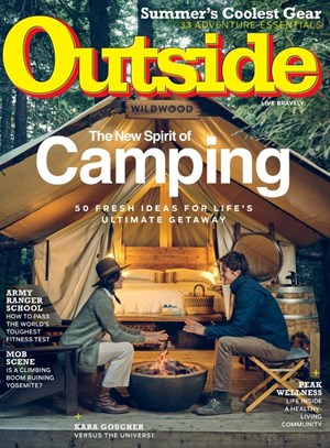 Outside Magazine | 5/2020 Cover