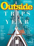 Outside | 3/2020 Cover