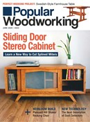 Popular Woodworking | 6/2020 Cover