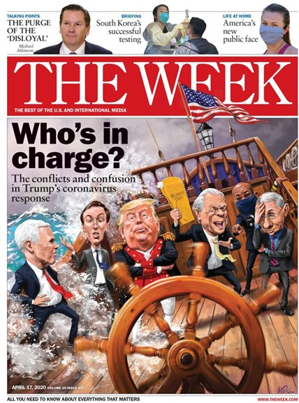 The Week Cover - 4/17/2020