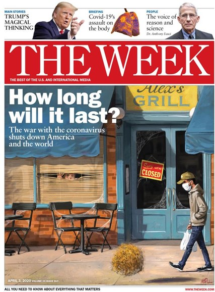 The Week Cover - 4/3/2020
