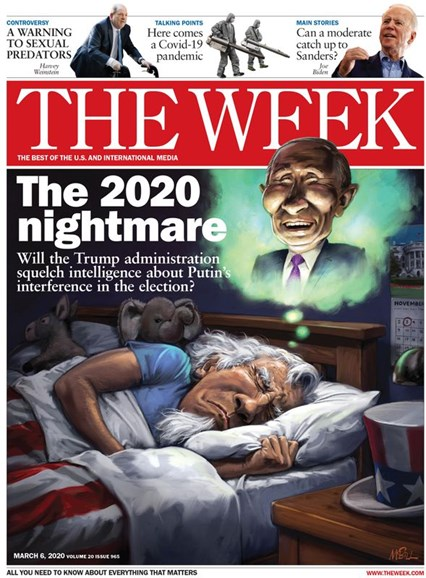 The Week Cover - 4/6/2020