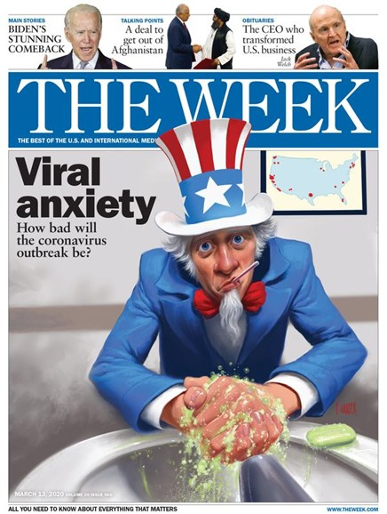 The Week Cover - 3/13/2020