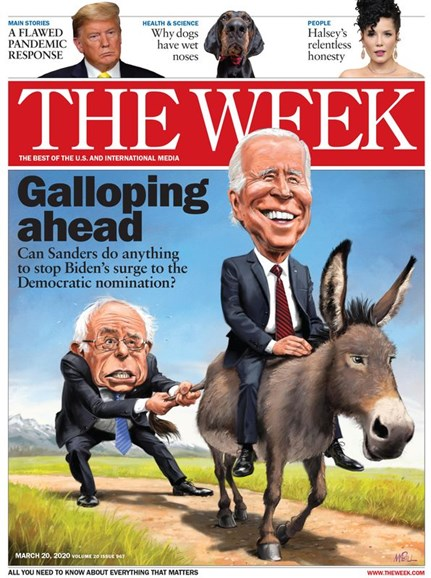 The Week Cover - 3/20/2020