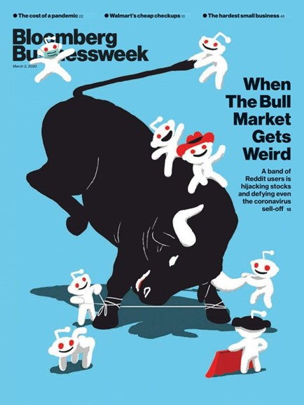 Bloomberg Businessweek Cover - 3/2/2020
