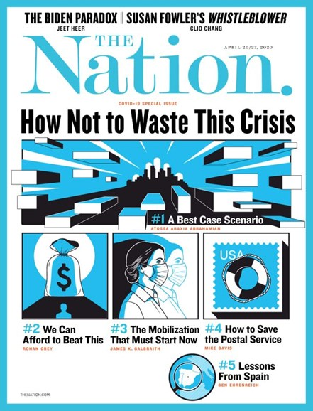 The Nation Cover - 4/20/2020