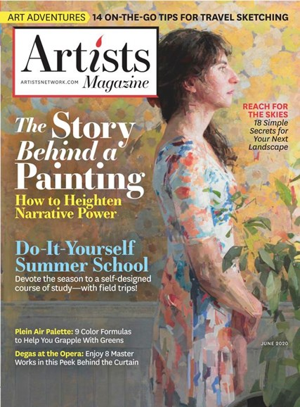 Artists Cover - 6/1/2020