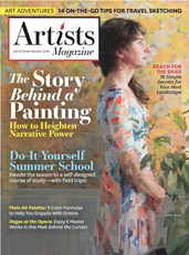 Artists | 6/2020 Cover