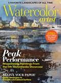 Watercolor Artist | 4/2020 Cover
