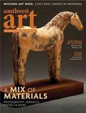 Southwest Art | 3/2020 Cover