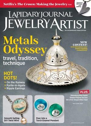 Jewelry Artist Magazine   5/2020 Cover