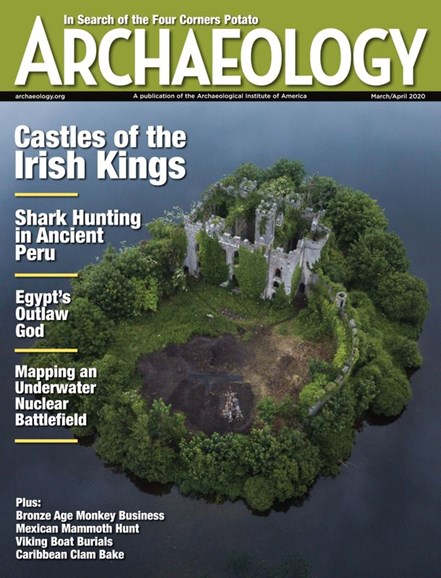Archaeology Cover - 3/1/2020