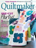 Quiltmaker | 3/2020 Cover