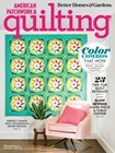 American Patchwork & Quilting Magazine | 6/1/2020 Cover