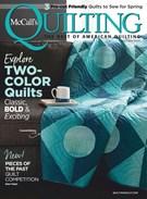 Mccall's Quilting Magazine 5/1/2020