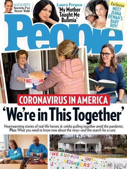 People Cover - 4/6/2020