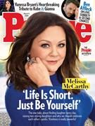 People Magazine 3/9/2020